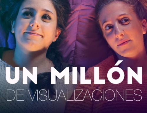 """""""Los amores contrapuestos"""" supera el millón de visualizaciones en YouTube"""