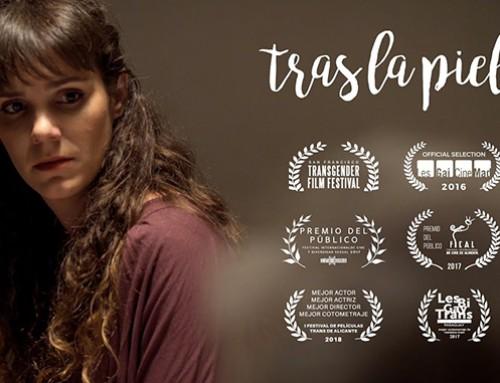 """Nuestro cortometraje """"Tras la piel"""" se estrena online"""
