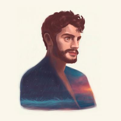 Ilustración Amanecer de Antonio Ufarte